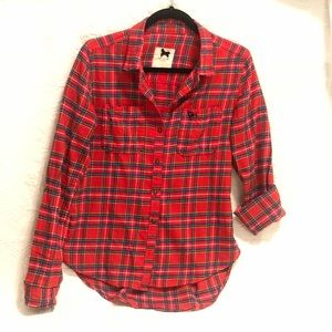 Gilly Hicks, Sydney, Medium Red Flannel